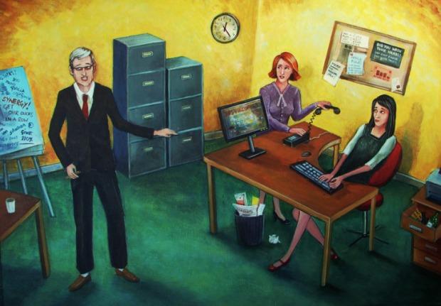 Job Satisfaction - Victoria Stanway