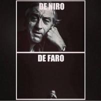 De Niro, De Faro