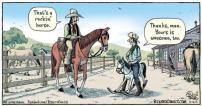 That's a Rockin' Horse
